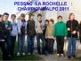 Championnat régional minime Pessac - 16/01/2011