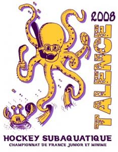 Logo Talence 2006