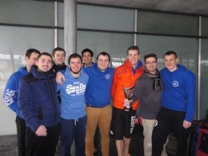 EQUIPE 1 championne de Gironde