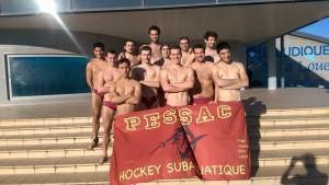 Equipe Elite a Montluçon le 08 Novembre 2015