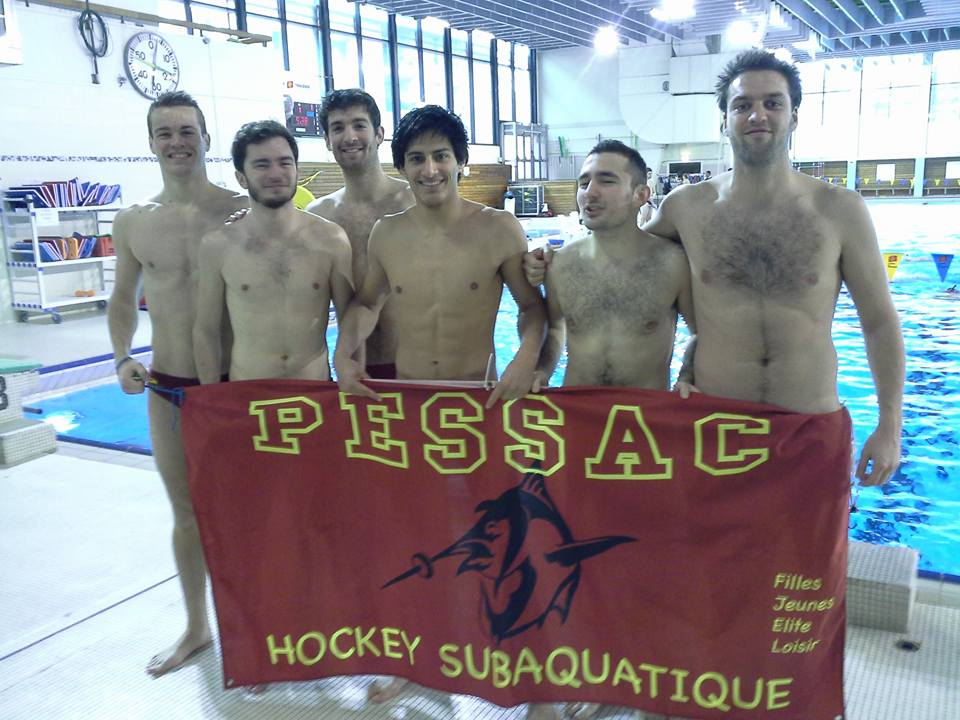 Tournoi toulouse le 30 et 31 janvier 2016 hockey sub pessac for Piscine universitaire talence
