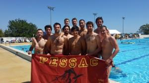 L'équipe Elite PESSAC 2016
